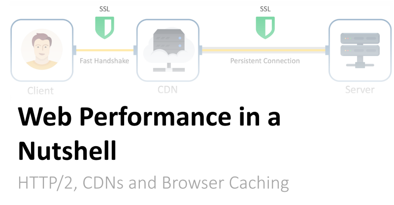 Web Performance in a Nutshell: HTTP/2, CDNs and Browser Caching